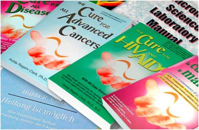 Dr  Clark's Books - Dr  Clark Information Center